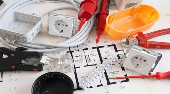 Elektrotechnik. Elektrotechnische Anlagen - Gebäudeautomation